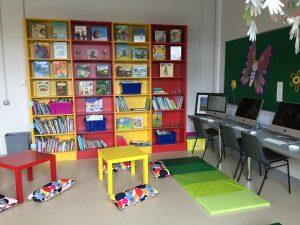 Leabharlann Scoile / School Library